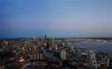 10年前のシアトル2景