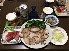 中トロ+焼豚