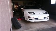 車検取得とオイル漏れ修理