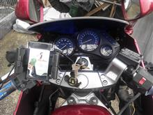 バイクも自然治癒するんだ・・・