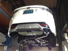 トヨタ ハリアー バルブセンターマフラー開発 スポーティなサウンドとジェントルなサウンドが手にないる