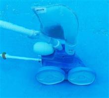 プール掃除ロボットのメンテ(今回はロボット内部です)