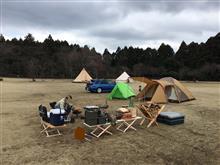 今年の初キャンプ(^^)