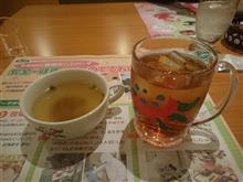 さて、夕飯ですよ!!