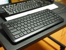 パソコンのキーボードを新調しました(・∀・)