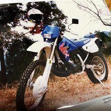 【回想】バイクで宙を舞った日