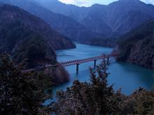 Z4で行く 静岡県道探索ドライブ 接岨峡~奥大井湖上駅~川根路編