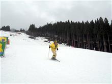 9年ぶりにスキーできたー
