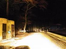 深夜3時半に和田峠に行ってみた...