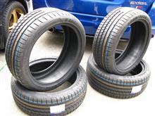 【グッドイヤーの最新タイヤを実際試してみた】 その2・タイヤで遊ぼうの巻