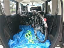 Nボと自転車