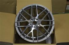 今日のホイール MRR Design GF7(MRRデザイン) -BMW 3シリーズ用-