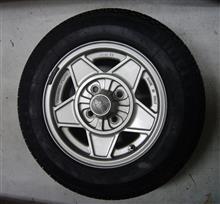 フェアレディZのタイヤを替えた