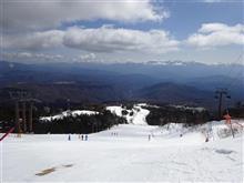 2015-2016シーズンのラストスキーへ