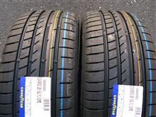 【グッドイヤーの最新タイヤを実際試してみた】 その3・トレッドパターンのナゾの巻