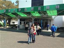 東海大学自然史博物館に行ってきました(^-^)/