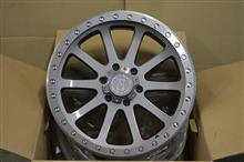 今日のホイール TSW BlackRhino Mint(TSW ブラックライノ ミント) -トヨタ 150プラド用-