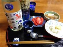 今晩のお酒☆海風土