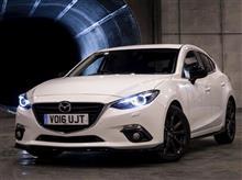 「Mazda3スポーツブラックエディション(2016)」<UK特別仕様車>/他人の褌で相撲(海外クルマ)情報。