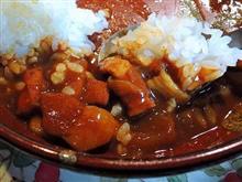 昨夜!(^^)家Curry【熟成10日目】♪(^^)v