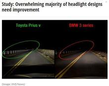 車のヘッドライトを考えてみる。。。