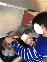 フランスでラーメン作り!