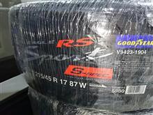 グッドイヤーの最新タイヤを実際試してみた! Vol.1