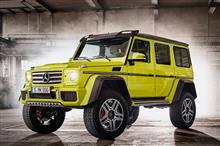 THE NEW G-CLASS☆