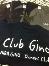 ☆ Club Gino Tシャツ ☆