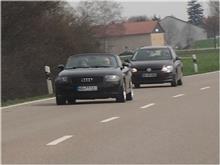 Audiの街,Ingolstadt 近く