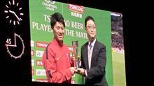 AFCチャンピオンズリーググループステージMD4 広州恒大戦