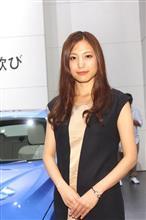 TOKYO MOTOR SHOW 2015 市原彩花さん その4