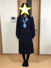 今日は娘の入学式