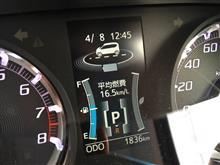 ここ最近、燃費が悪いです…^^;