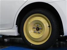 クルマ生活35年、初めての緊急タイヤ交換