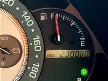 230,000キロ