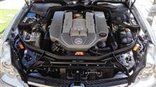 私のエンジンを組んだAMGマイスター発見!