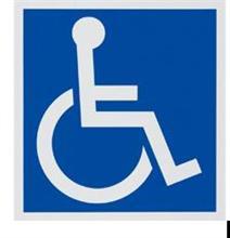車椅子マークについて
