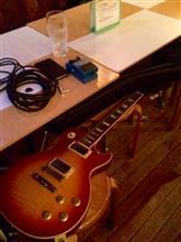 すっかりギター三昧