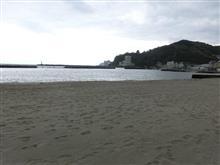 誰もいない海 サンビーチ