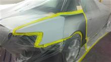 『ホンダ S2000 塗装劣化修理』多摩市よりご来店のお客様です。