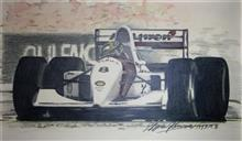 Ayrton Senna da Silvaをおもう