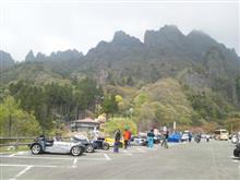春のロングTRG第一弾 【春の上毛二山と軽井沢TRG】に行って来ました