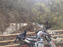 泉ヶ岳周辺林道