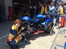 SUZUKA 2&4 RACE  日本ロードレース選手権 第2戦
