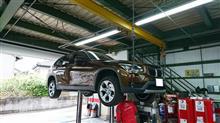 BMW X1 オイル交換