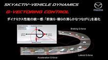 『エンジンでシャシー性能を高める!! マツダの「G ベクタリング コントロール」』<カーウォッチ>/気になるマツダの新技術!