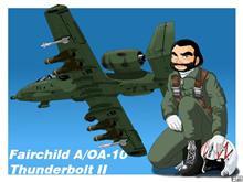 米軍A10南シナ海・中沙諸島を飛行 中国を牽制
