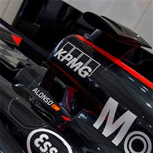 【F1】【写真】McLaren Honda MP4-30