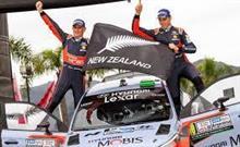 WRC。。。アルゼンチン。。。パッドン初優勝。。。